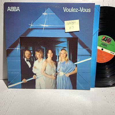 ABBA Voulez-Vous Atlantic SD 16000 PR VG++/VG++ Rock LP