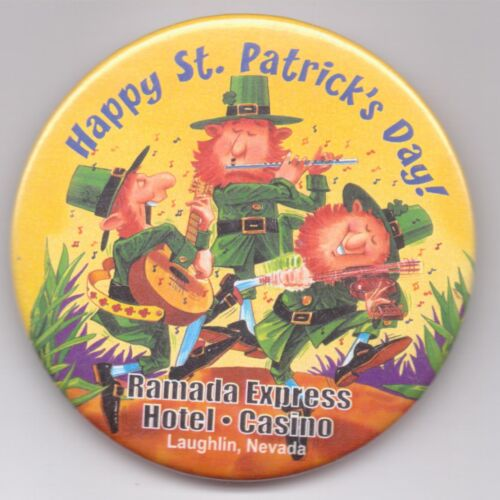 RAMADA EXPRESS HOTEL-CASINO-LAUGHLIN-HAPPY ST. PATRICK