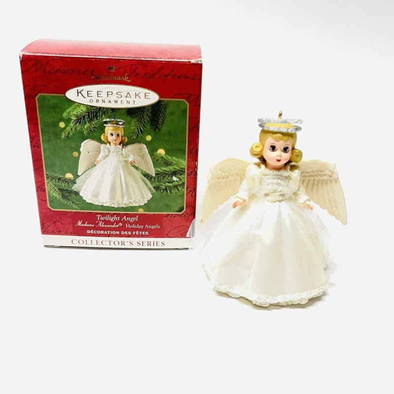 Vintage 2000 Hallmark Keepsake - Twilight Angel Madame Alexander Ornament