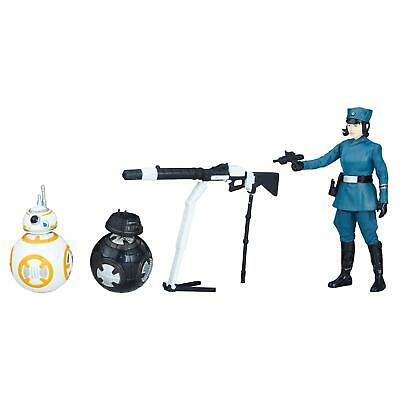Star Wars Force Link 2.0 Rose (First Order Disguise), BB-8, and BB-9E Pack - Disney Princess Order