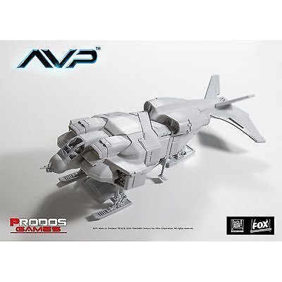 AVP: Alien vs Predator The Hunt Begins | Cheyenne Dropship | EN, limitiert
