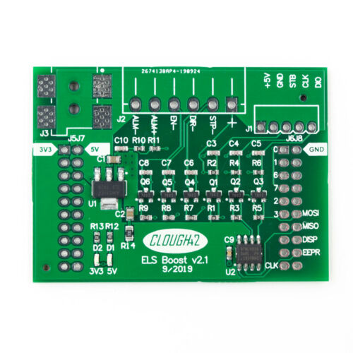 CLOUGH42 Electronic Leadscrew (ELS) Booster Pack Interface PC Board