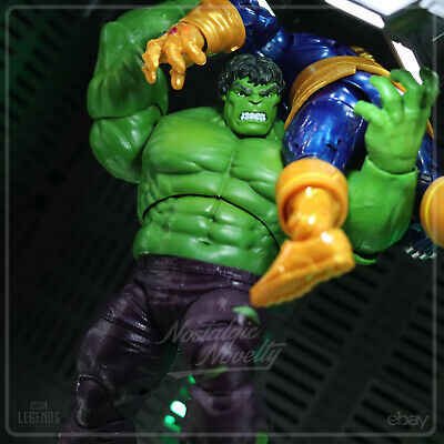 Marvel Legends The Incredible Hulk (80th Anniversary)  • Loose • Action Figure