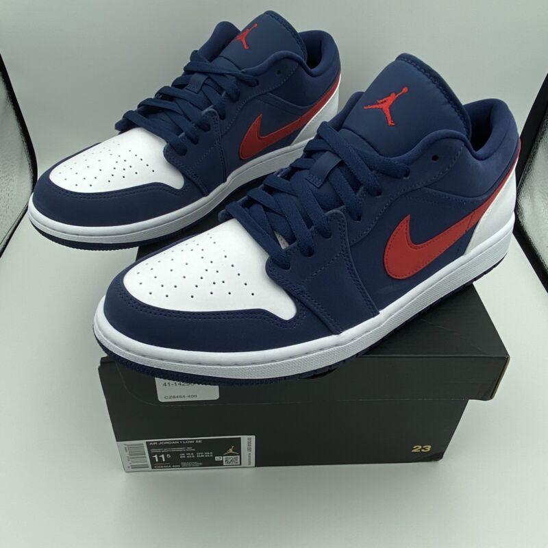 Nike Air Jordan 1 Low SE Size 11.5 USA