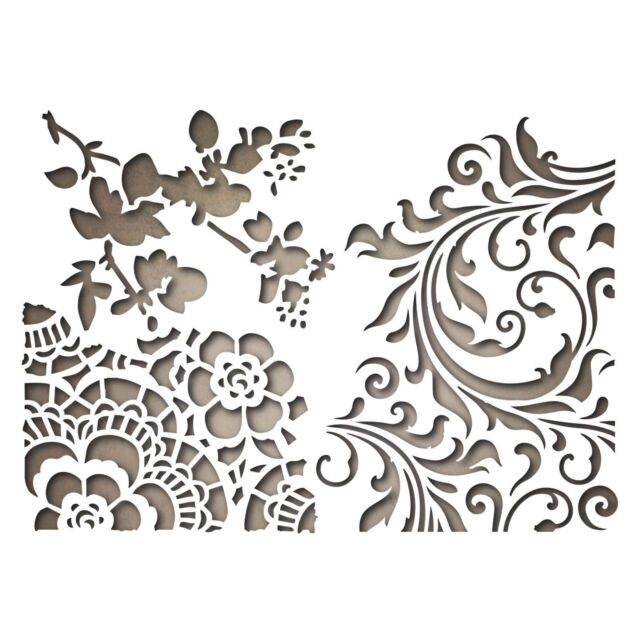 "Sizzix ""Mixed Media #2"" Thinlits Cutting Die Set by Tim Holtz - 66118512."