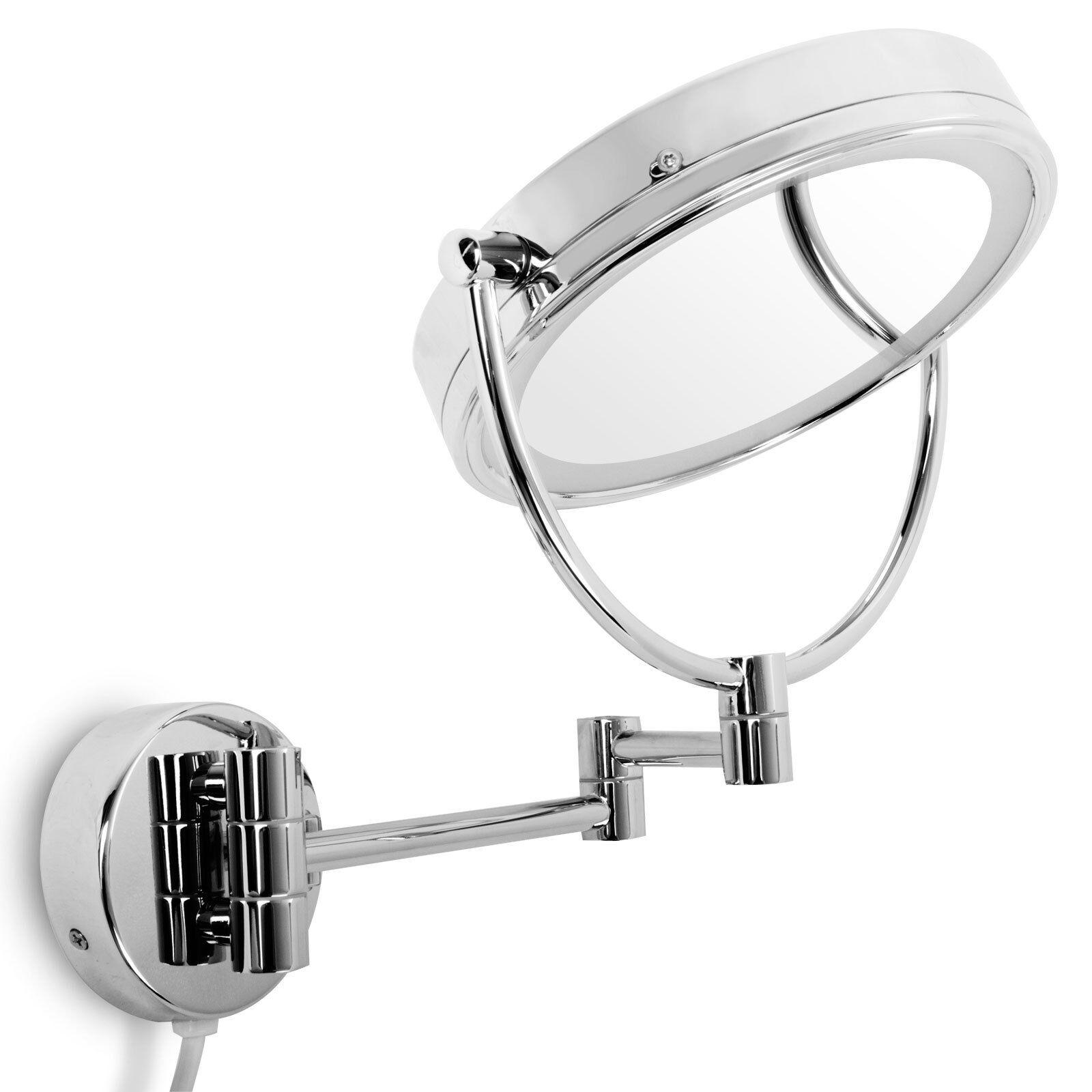 casa pura kosmetikspiegel mit led beleuchtung f r die wandmontage spiegel eur 999 99 picclick de. Black Bedroom Furniture Sets. Home Design Ideas
