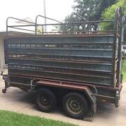 Stock trailer Durack Palmerston Area Preview