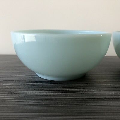Fire King Turquoise Blue Chili Bowl OR Bowls Delphite, Azurite MANY AVAILABLE