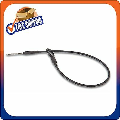 100 Lanyard Wire Loop To Pin For Mini Tag Eas Security Checkpoint Systems