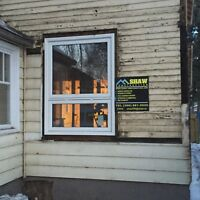 New Window & Door/ Re-Window & Door or Window Repair :3068815555