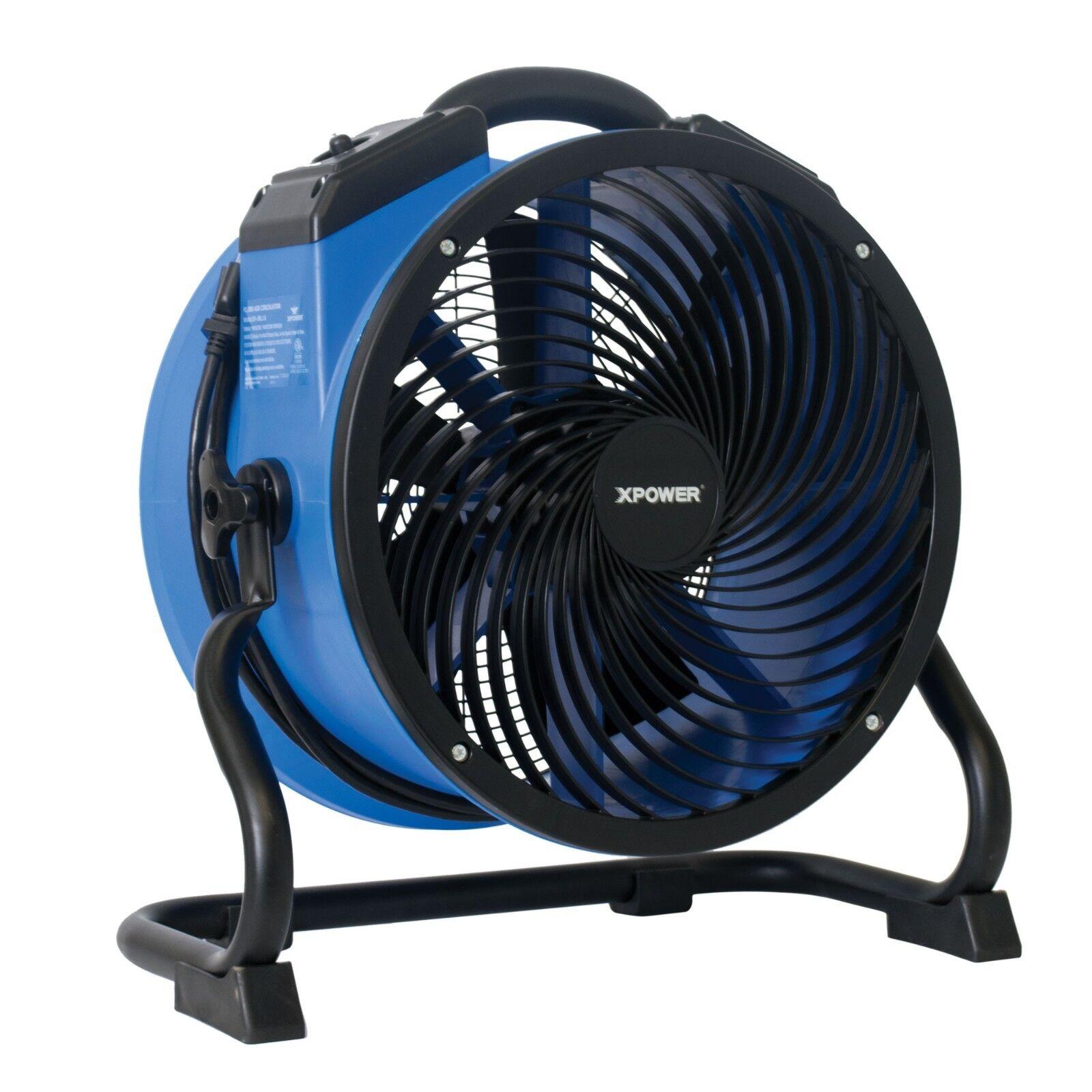 XPOWER FC-300 Professional Grade Air Circulator, Utility Fan
