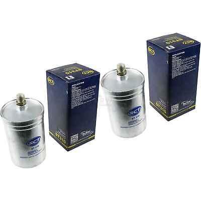 2xOriginal SCT Kraftstofffilter ST 310 Fuel Filter