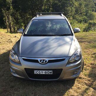 2012 Hyundai i30 Wagon Kendall Port Macquarie City Preview