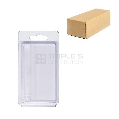 Business Card Size Clamshell Blister Packaging for 1.0ml Cartridge - 1500pcs for sale  Monterey Park