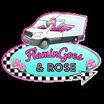flamingo-roses