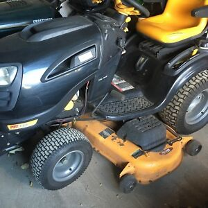 26 hp riding mower with snowblower