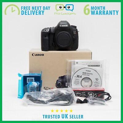 *Mint* Canon EOS 5DS R 50.6MP DSLR Body Only - 6 Month Warranty 5D SR 5DSR