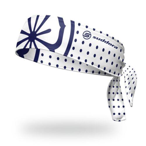 Suddora Daniel-San Lotus Tie Headband - Fashion, Summer, Karate, and, Outdoor
