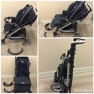 Peg Perego Switch Four stroller