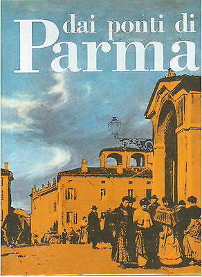 CUSATELLI GIORGIO DAI PONTI DI PARMA ALFA 1965 LOCALE EMILIA ROMAGNA I° EDIZ.