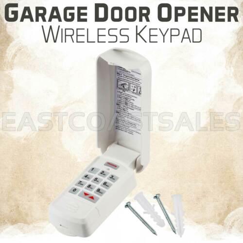 For Genie Garage Door Opener Remote Wireless Keyless Keypad GWKP GWK-IC GK-BX