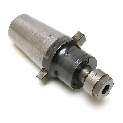 Universal Eng. 15966 12 Acura-tap Floating Collet Chuck Kwik-switch 400 Taper