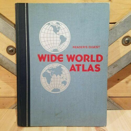 Wide World Atlas Reader