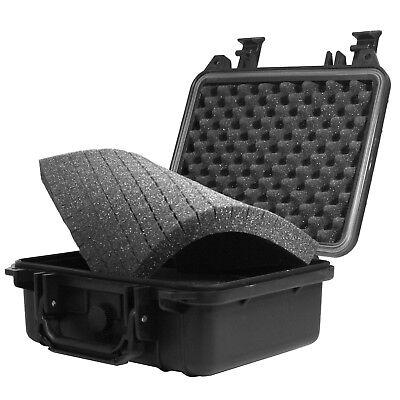 Outdoor Case mit Schaum wasserdicht Kamerakoffer Schutzkoffer Box, 61439-Aktion
