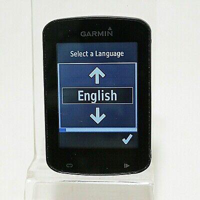 Garmin Edge 820 2.3in Touchscreen Bike GPS - Good Working Condition