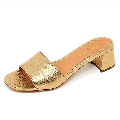 D0412 sandalo donna CAR SHOE scarpa platino sandal shoe woman  942c2d5be33