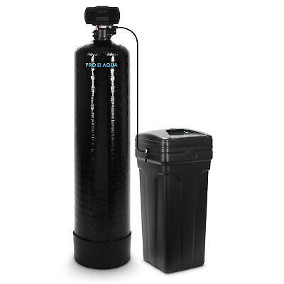 "Whole House Water Softener High Demand Heavy Duty 80,000 Grain Capacity 1"" Ports"