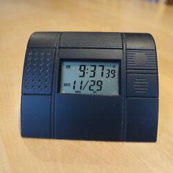 ATOMIC WORLD TIME CLOCK