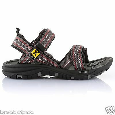 Source Gobi Mens Sport Hiking Outdoor Sandal New Colors    Made In Israel