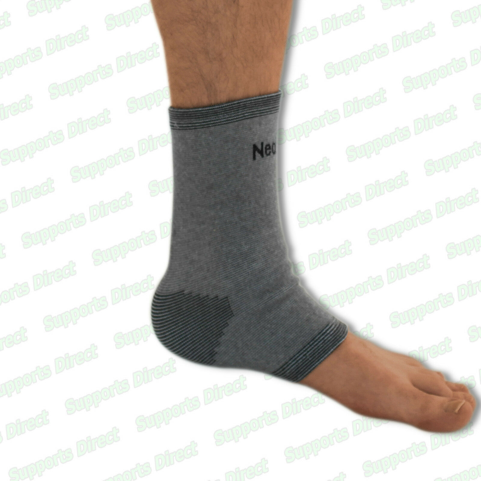 Bamboo Elastic Ankle Compression Support Protection Sock ...