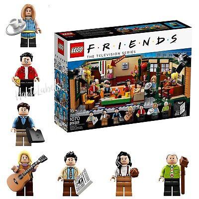 "LEGO F•R•I•E•N•D•S ""Central Perk"" Set #21319 TV Series 1070 pcs COLLECTABLE NIB"