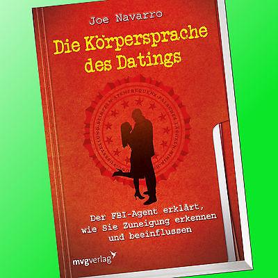 JOE NAVARRO | DIE KÖRPERSPRACHE DES DATINGS | Der FBI-AGENT erklärt, wie  (Buch)