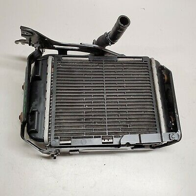 2013-2020 AUDI RS3 RS5 RS7 S8 TT RS LEFT ENGINE COOLING AUXILIARY RADIATOR OEM