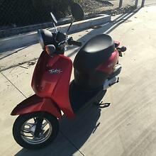 2008 Honda NVS50 Today Moped Pialba Fraser Coast Preview