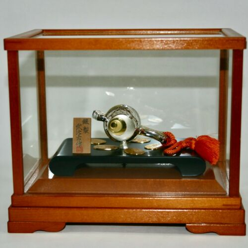 Vintage Silver970 Fortune-hammer & Koban Takehiko