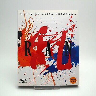 Ran .Blu-ray