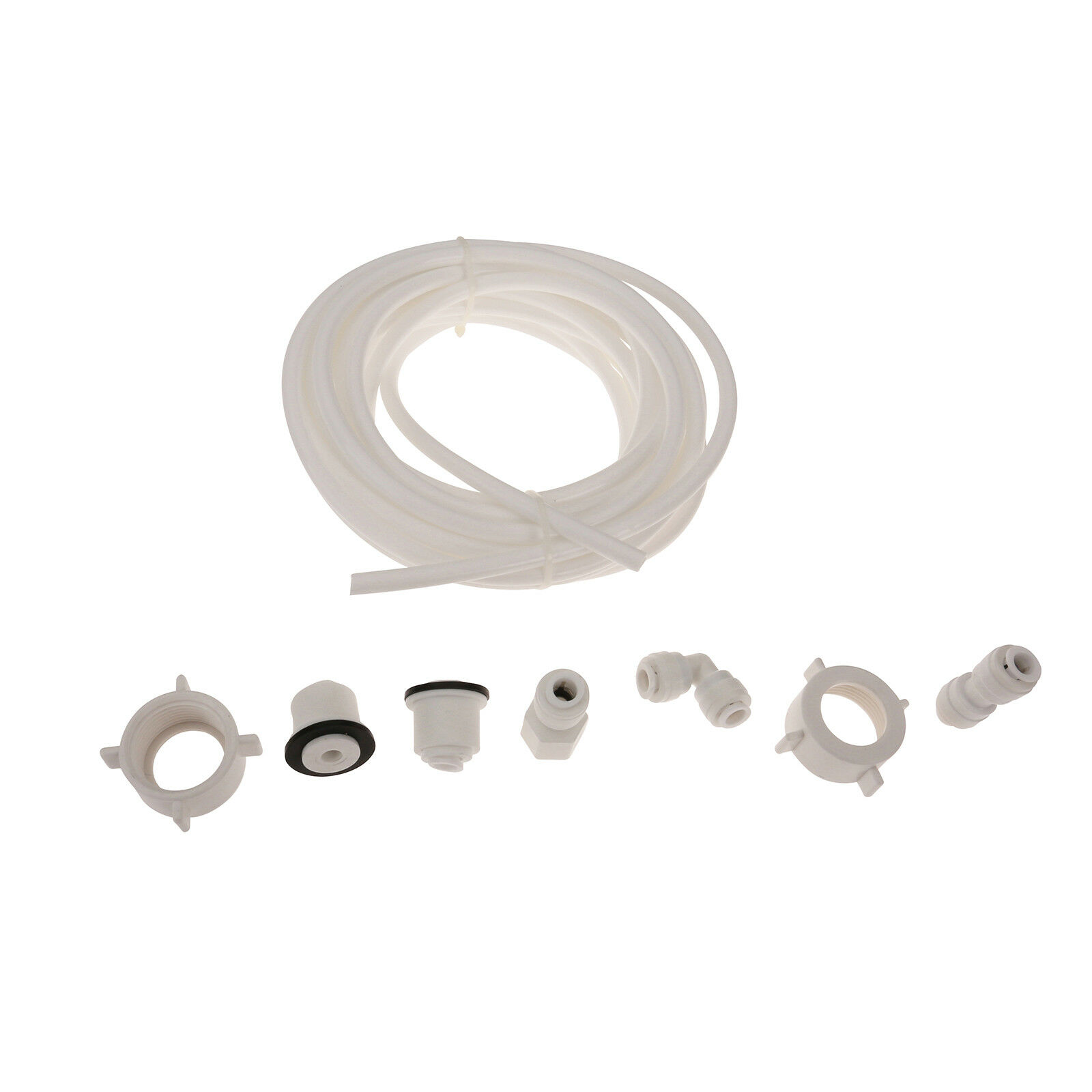 UNIVERSAL American Double Fridge Filter Water Supply Pipe Tube Connector Kit