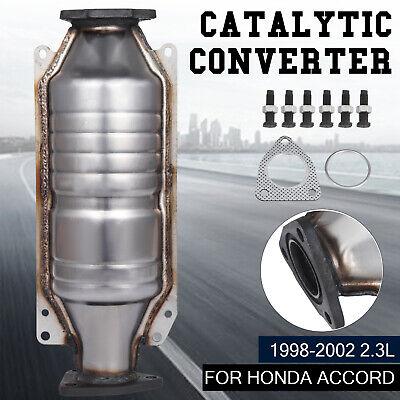 For 1998-2002 Honda Accord 2.3L 2254CC l4 Car Exhaust System Catalytic Converter Catalytic Converter Exhaust System
