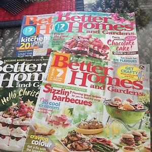 better home and garden magazines Port Macquarie Port Macquarie City Preview