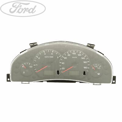 Genuine Ford Transit Mk6-Speedo Instrument Cluster Dial Gauge Clock 4717732