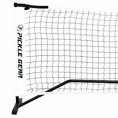 Portable Tennis Net Outdoor Sport Professionnel Formation Standard Indoor pliable