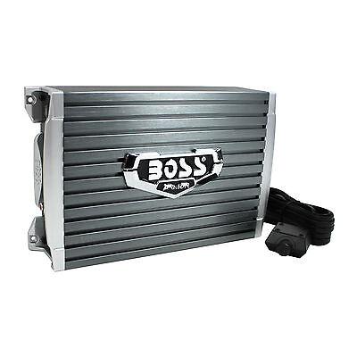 Boss Audio 1500 Watt Mono A B Mosfet Power Car Amplifier   Remote   Ar1500m