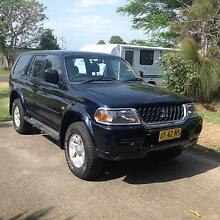 2003 Mitsubishi Challenger Wagon Grafton Clarence Valley Preview