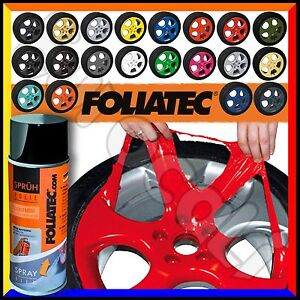 Vernice-Removibile-FOLIATEC-Pellicola-Spray-400ml-Wrapping-Tuning-Cerchi-Auto