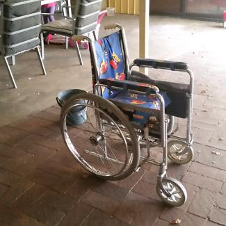 Wheelchair childs size