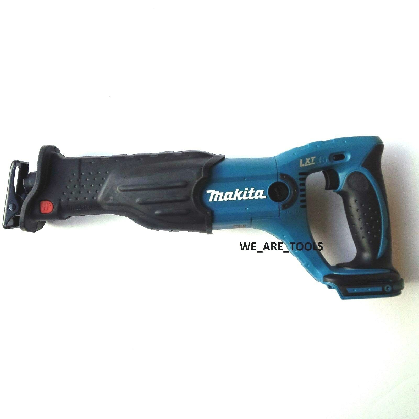 new makita 18v xrj03 cordless battery reciprocating saw w. Black Bedroom Furniture Sets. Home Design Ideas